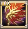 レオ、不死鳥の羽ベリーサ